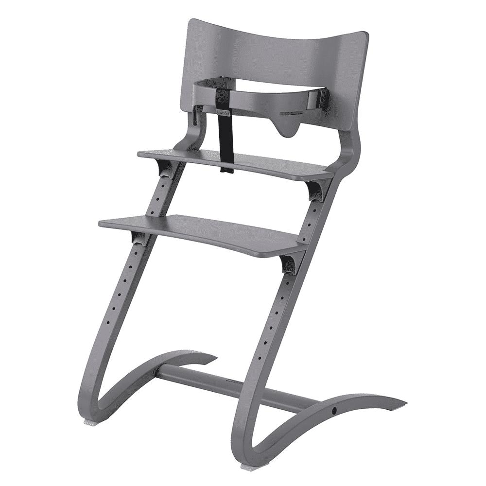 Купить Стульчики для кормления, LEANDER Стульчик, LEANDER стульчик темно-серый