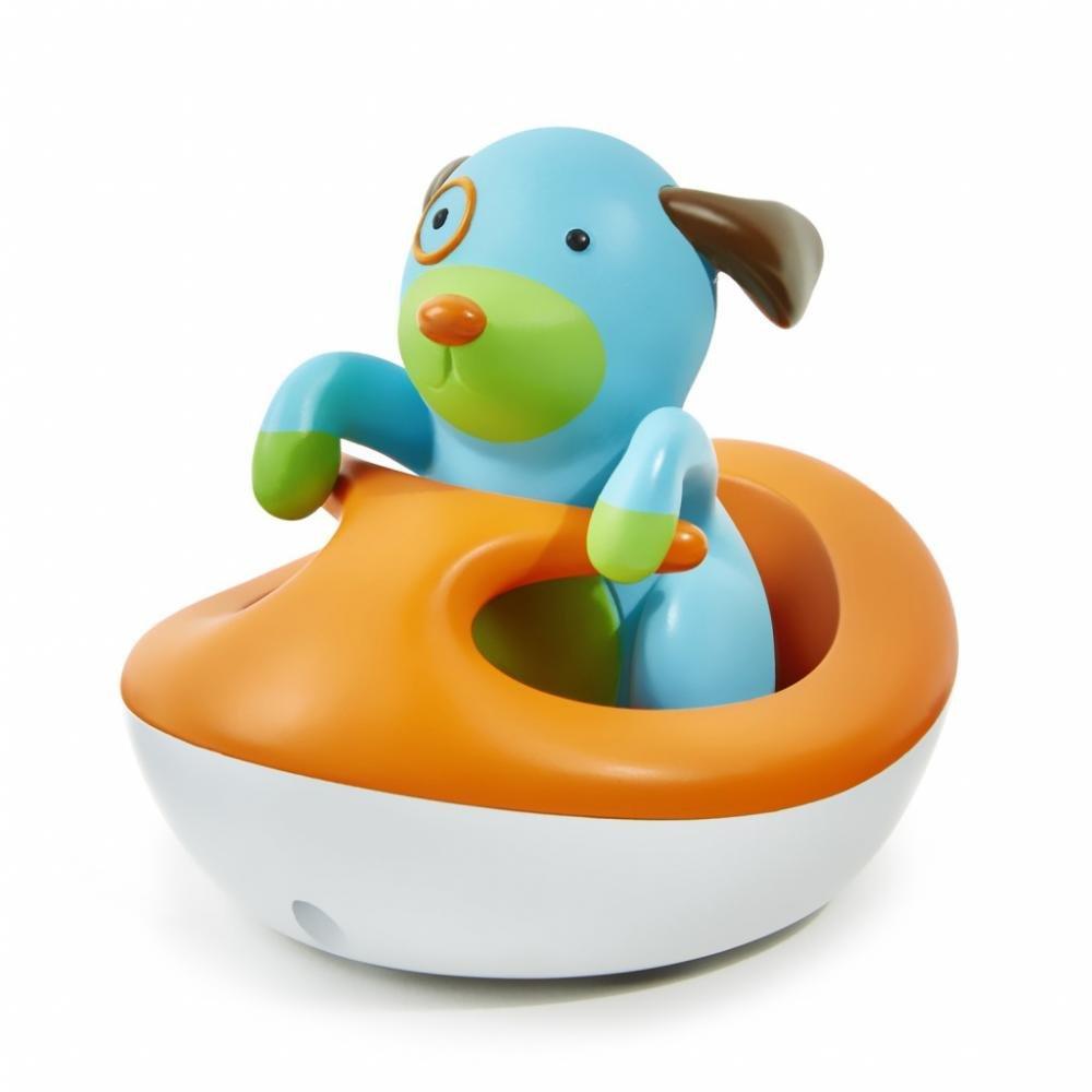 """SKIP HOP игрушка для ванной """"Щенок на гидроцикле"""""""