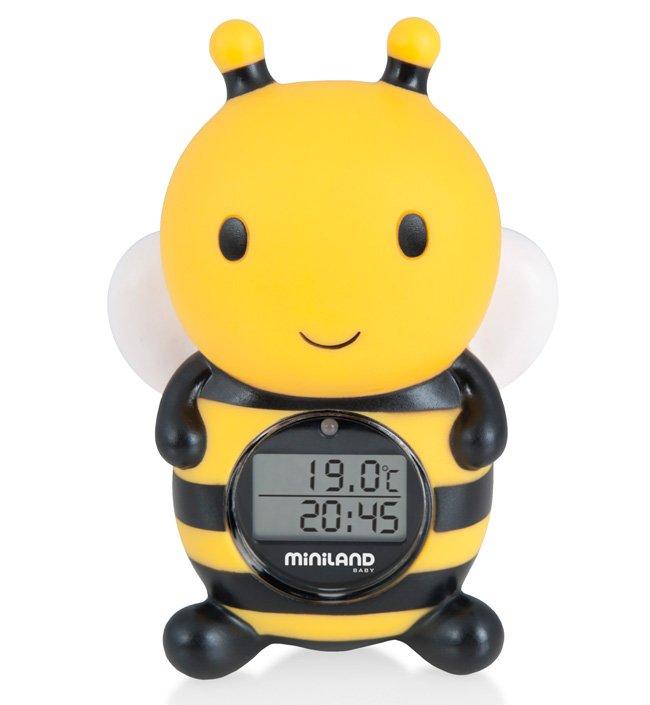MINILAND цифровой термометр для воды и воздуха THERMO BATH Пчелка