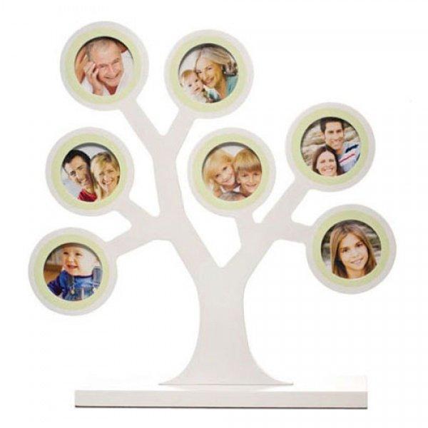 PEARHEAD рамочка Мое семейное дерево белый