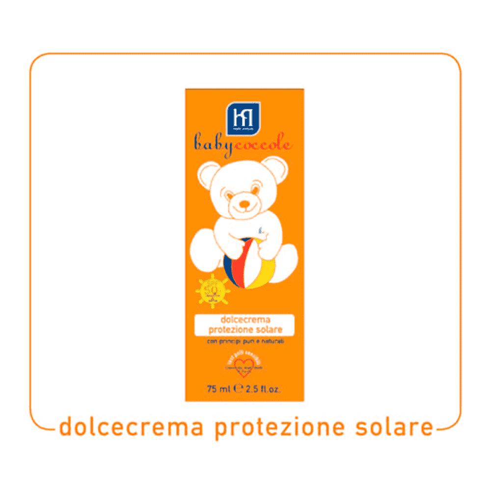 BABYCOCCOLE крем солнцезащитный SPF 50+ 75мл