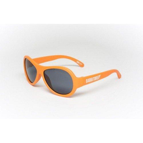 Купить Солнцезащитные шторки, накидки, очки, BABIATORS очки солнцезащитные Original Aviator (3-5) Ух ты! (OMG!). оранжевый