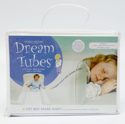 DREAM TUBES - сменная простыня  для кровати 90х200 см