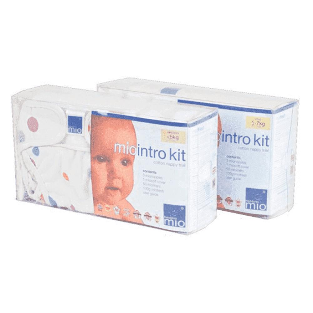 BAMBINO MIO пробный Комплект INTRO белый  ( 5-7 кг)
