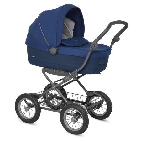 INGLESINA коляска Sofia цв. Cobalt Blue на шасси Ergobike Slate  (AB15J6CBL + AE15H6100)