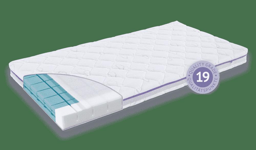 Купить Матрасы и шторы для сна, TRAUMELAND Матрас SEA OF CLOUDS 60x120 Premium 19