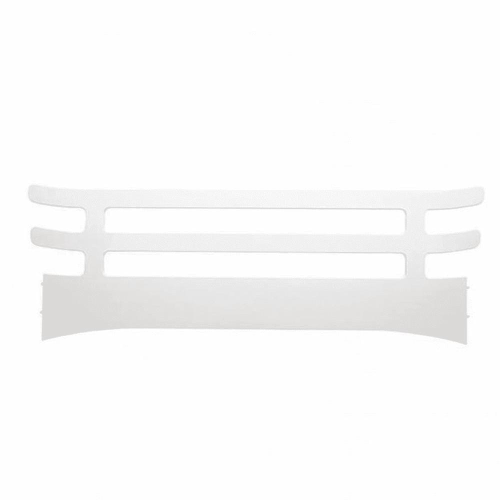 LEANDER Бортик безопасности Junior белый для кроватки NEW