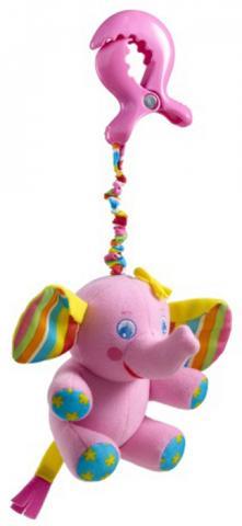 TINY LOVE (404) Развивающая игрушка Слоненок Елис