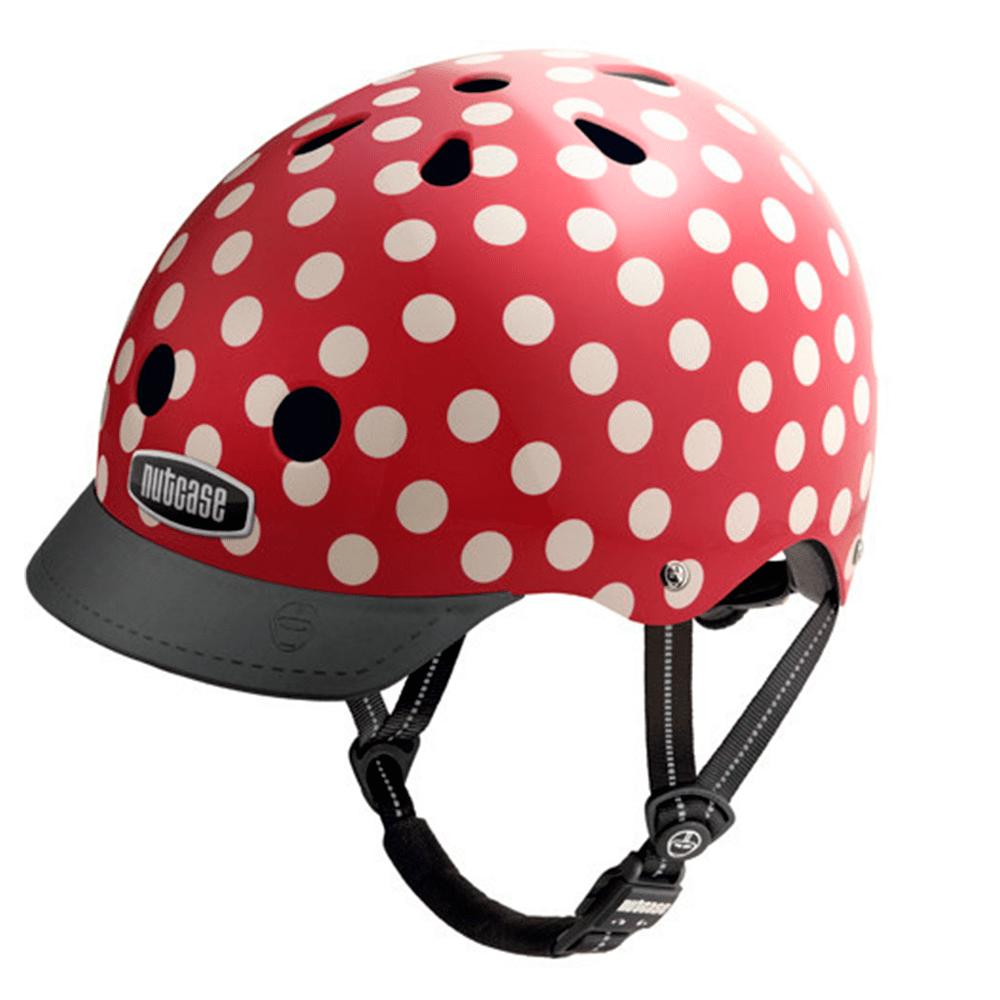 Беговелы, самокаты, велосипеды, электромобили NUTCASE NUTCASE шлем детский шлем 100