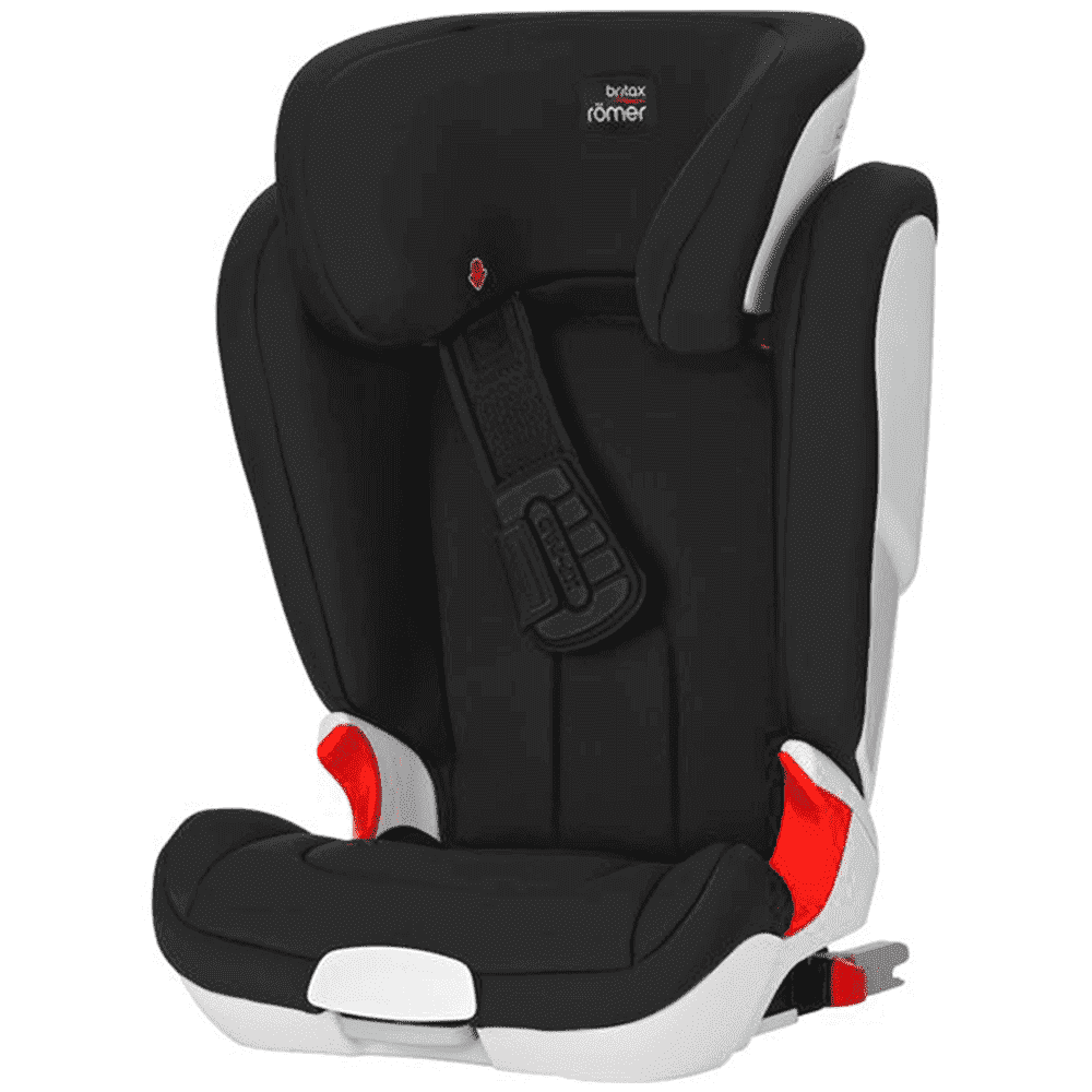 BRITAX ROEMER автокресло KIDFIX XP Cosmos Black (Группа 2-3, от 15 до 36 кг)