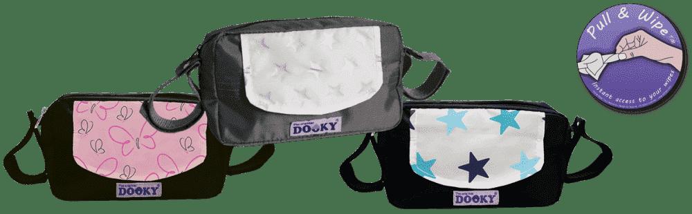 XPLORYS Мини-сумочка DOOKY Travel Buddy цв. Butterfly XPLORYS_мини-сумочка (DOOKY- XPLORYS)