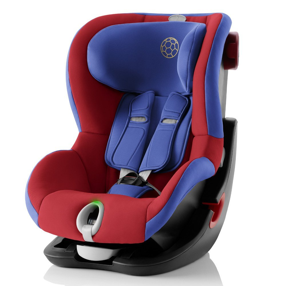 BRITAX ROEMER Автокресло King II LS Football Edition Black Series Highline