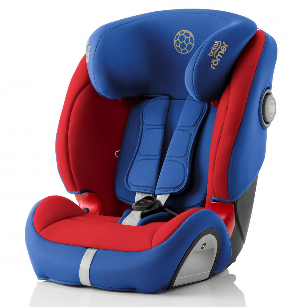 Britax Roemer Автокресло Evolva 123 SL SICT Football Edition Highline
