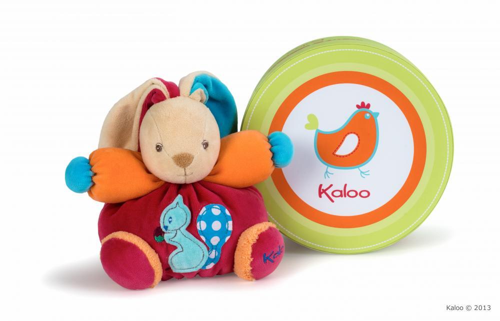 Купить Мягкие игрушки, KALOO Заяц маленький - Белочка в ассортименте
