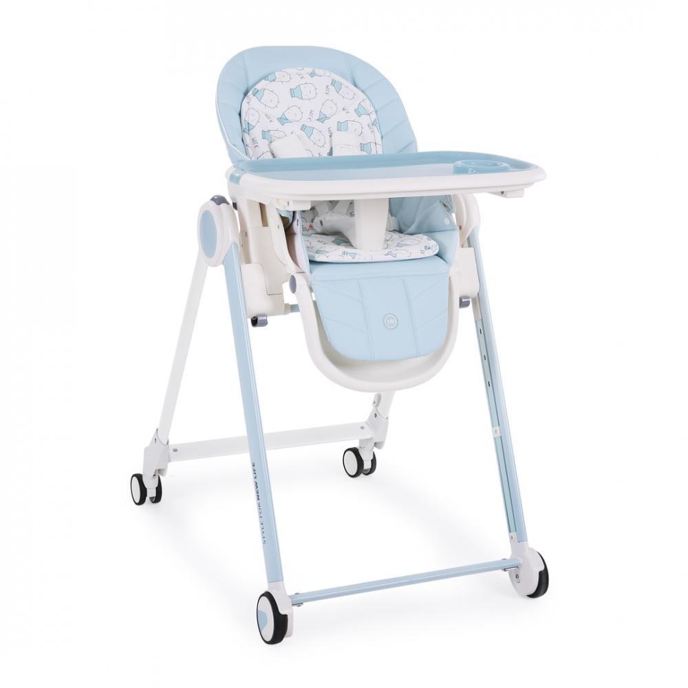 Купить Стульчики для кормления, HAPPY BABY Стул для кормления BERNY (blue)