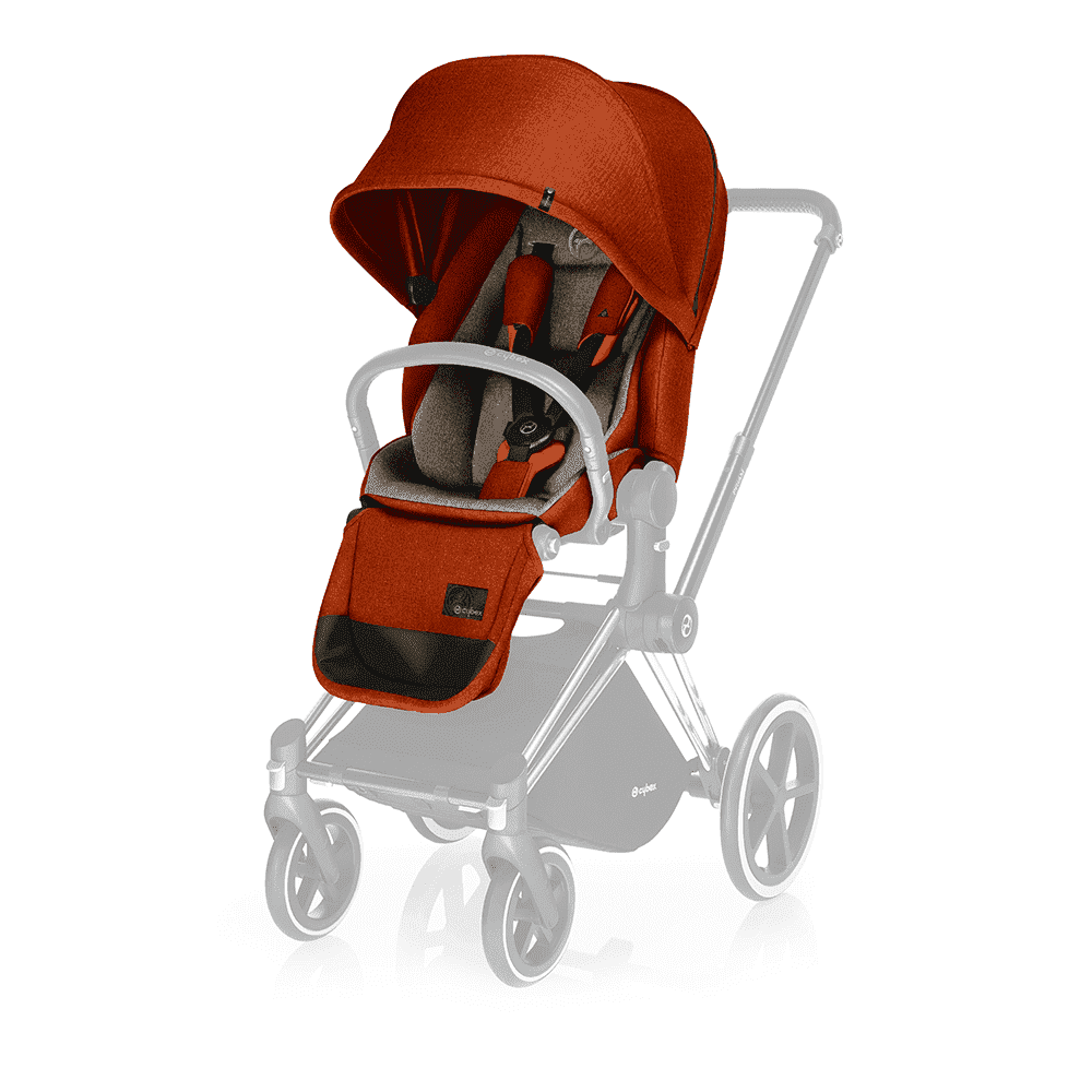 Cybex Сиденье LUX для коляски PRIAM Autumn Gold