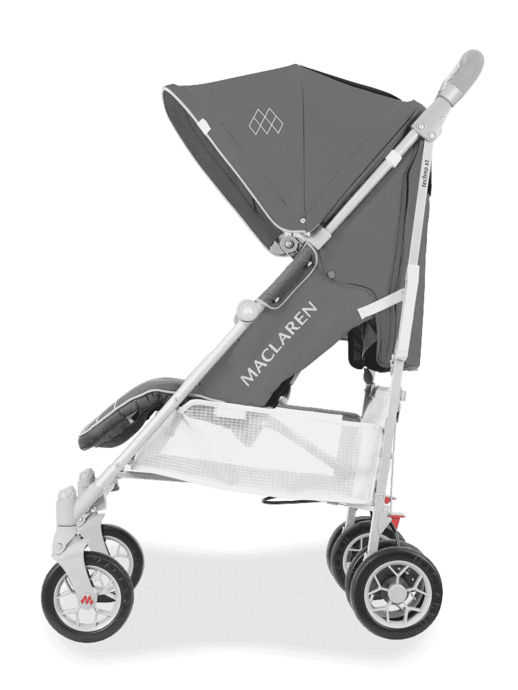 Maclaren коляска прогулочная TECHNO XT ARC Charcoal/Silver
