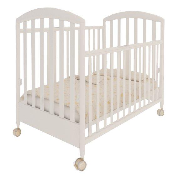 Кроватки с рождения PAPALONI PAPALONI Кровать кровать из массива дерева austin furniture 1 8