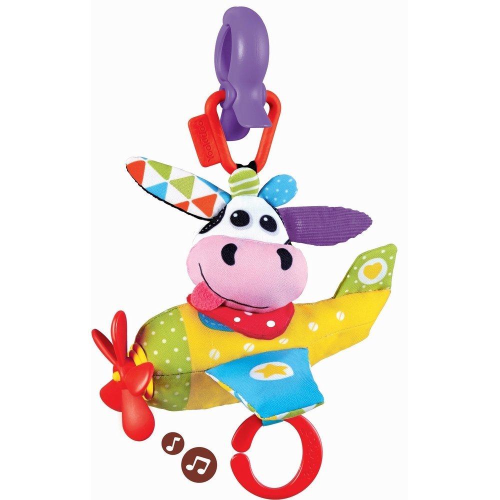 Мягкие игрушки YOOKIDOO мягкие игрушки tomy музыкальная мягкая игрушка музыкальная коровка