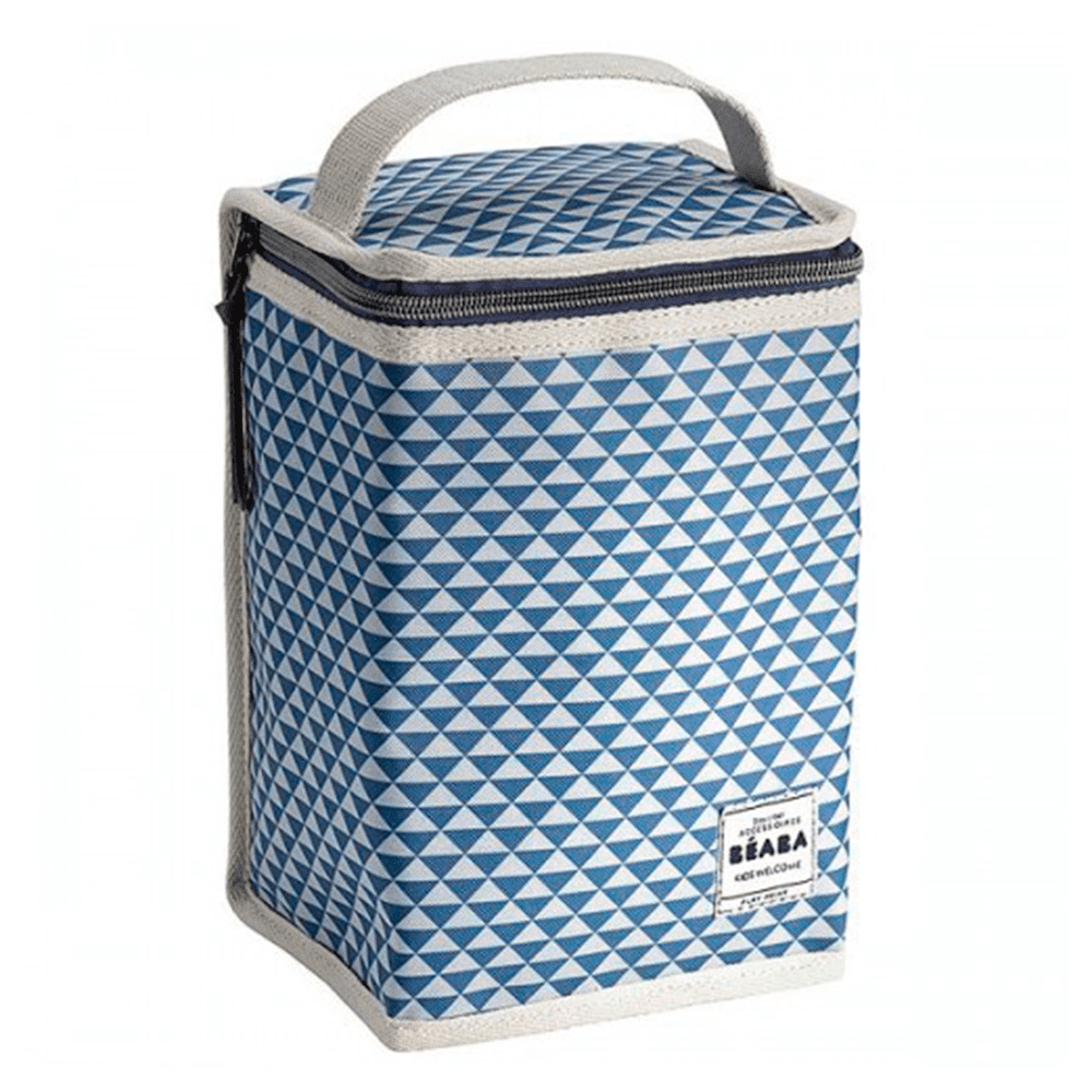 BEABA сумка изотермическая ISOTHERMAL POUCH BLUE