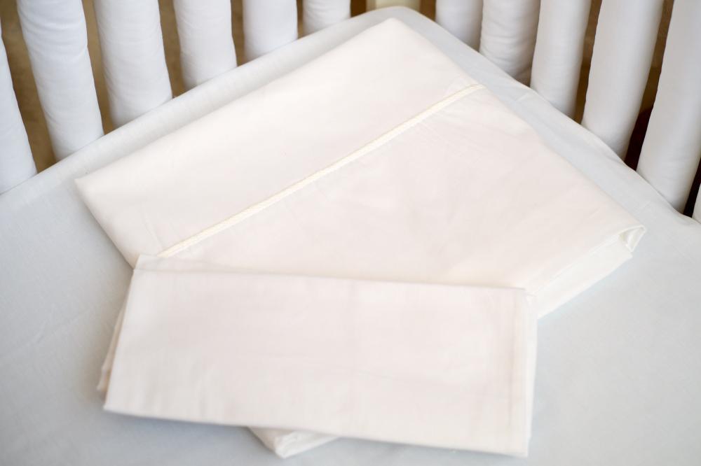 CLOUD FACTORY Комплект постельного белья Plain 3 предмета CF-1-PW-B