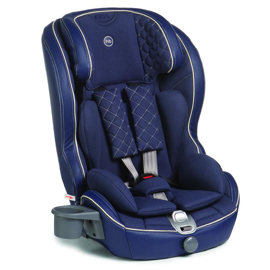 HAPPY BABY ���������� Mustang Isofix BLUE (HAPPY BABY)