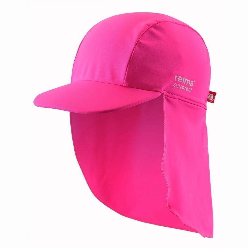 REIMA солнцезащитная кепка Somme розовая р.46/48 518298-3420-046