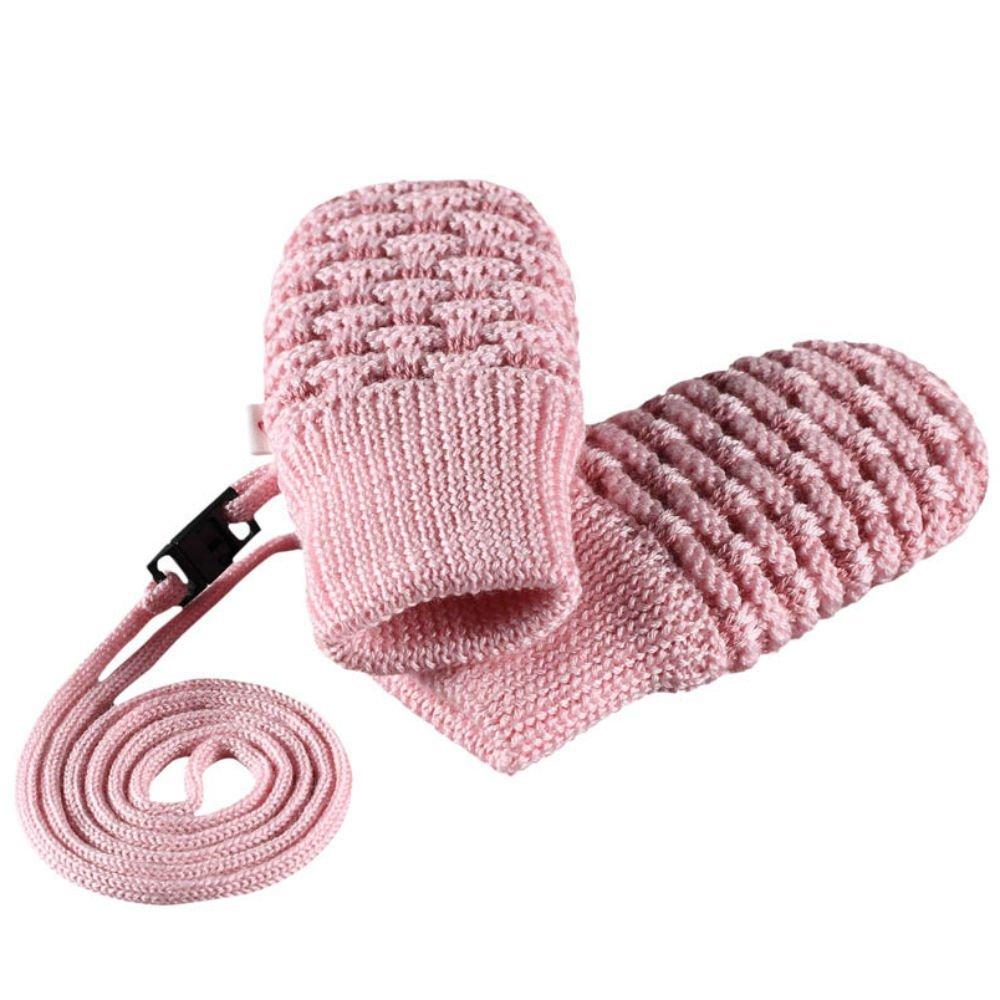 Купить Шапки, варежки, перчатки, REIMA варежки шерстяные UNINEN розовые р.6-18мес.