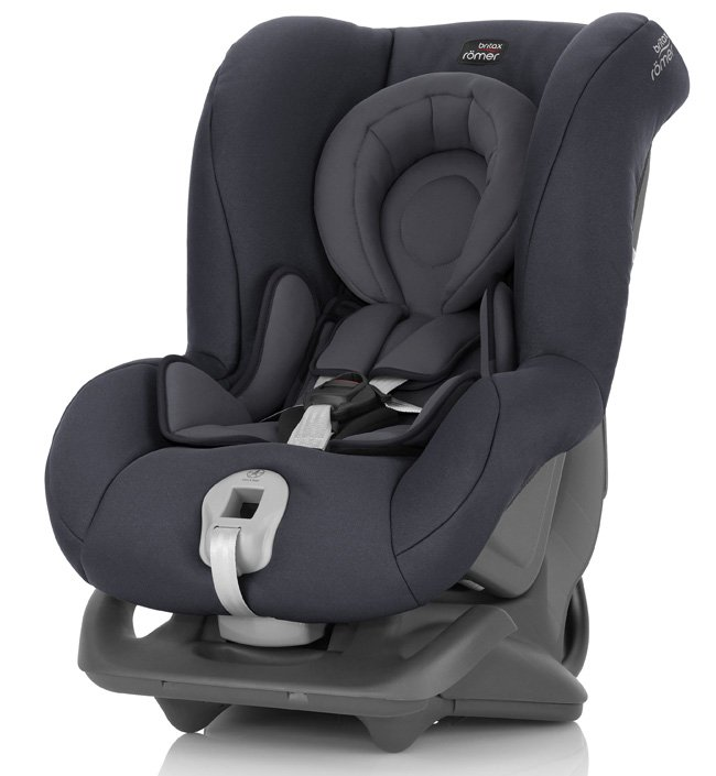Britax Roemer Детское автокресло First Class Plus Storm Grey Trendline