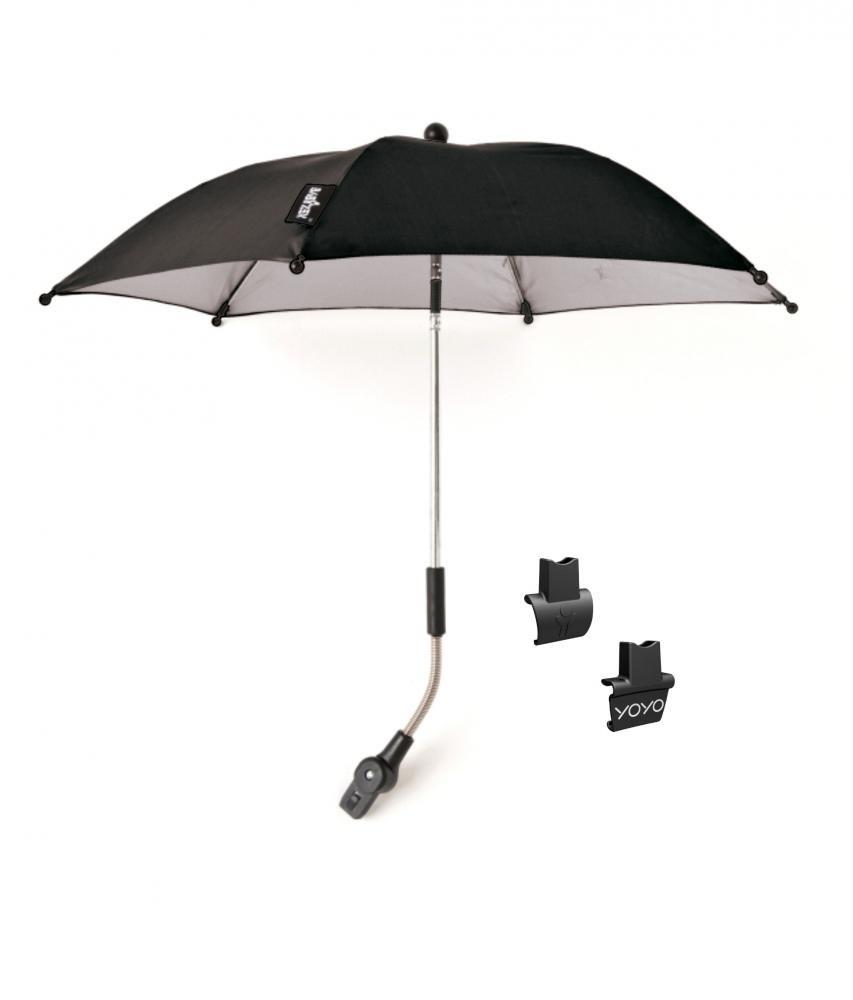 """BABYZEN зонтик от солнца - """"Черный"""" Melissa & Doug BZ10503-04"""