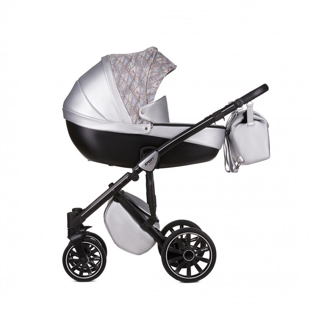 Купить Коляски для новорожденных, ANEX Коляска 3 в 1 SPORT Q1 (SE04) vogue