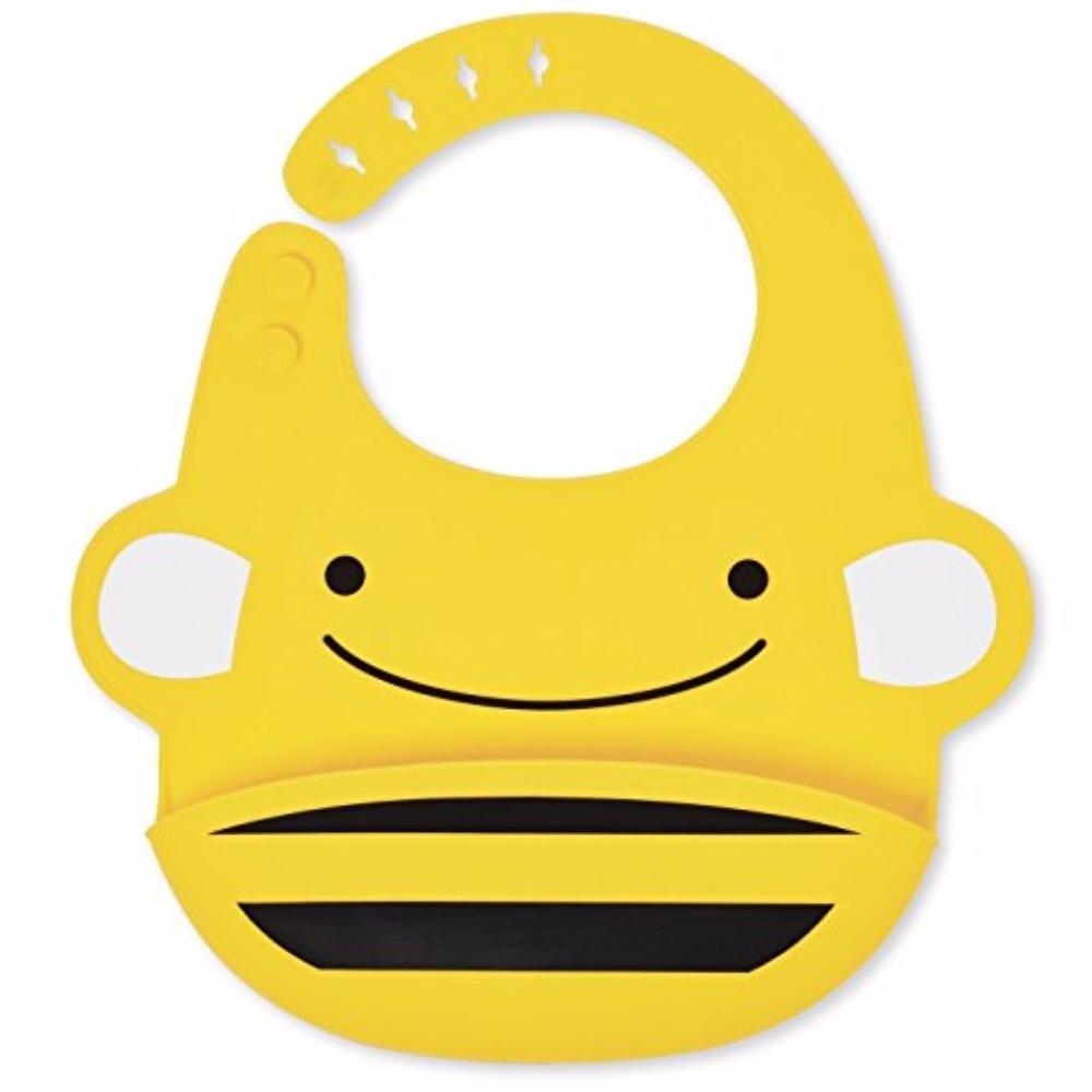 1d8462e4fabd Skip Hop силиконовый слюнявчик