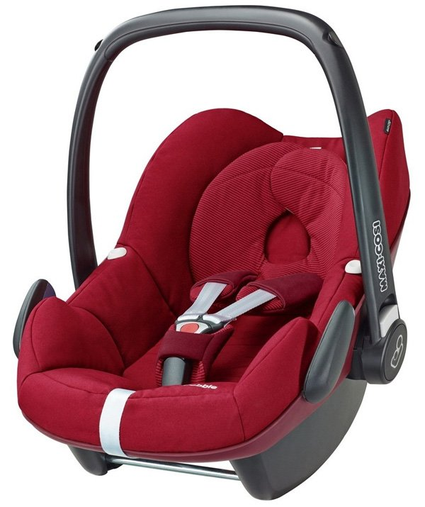 Maxi-Cosi автокресло Pebble Robin Red (0-13 кг)