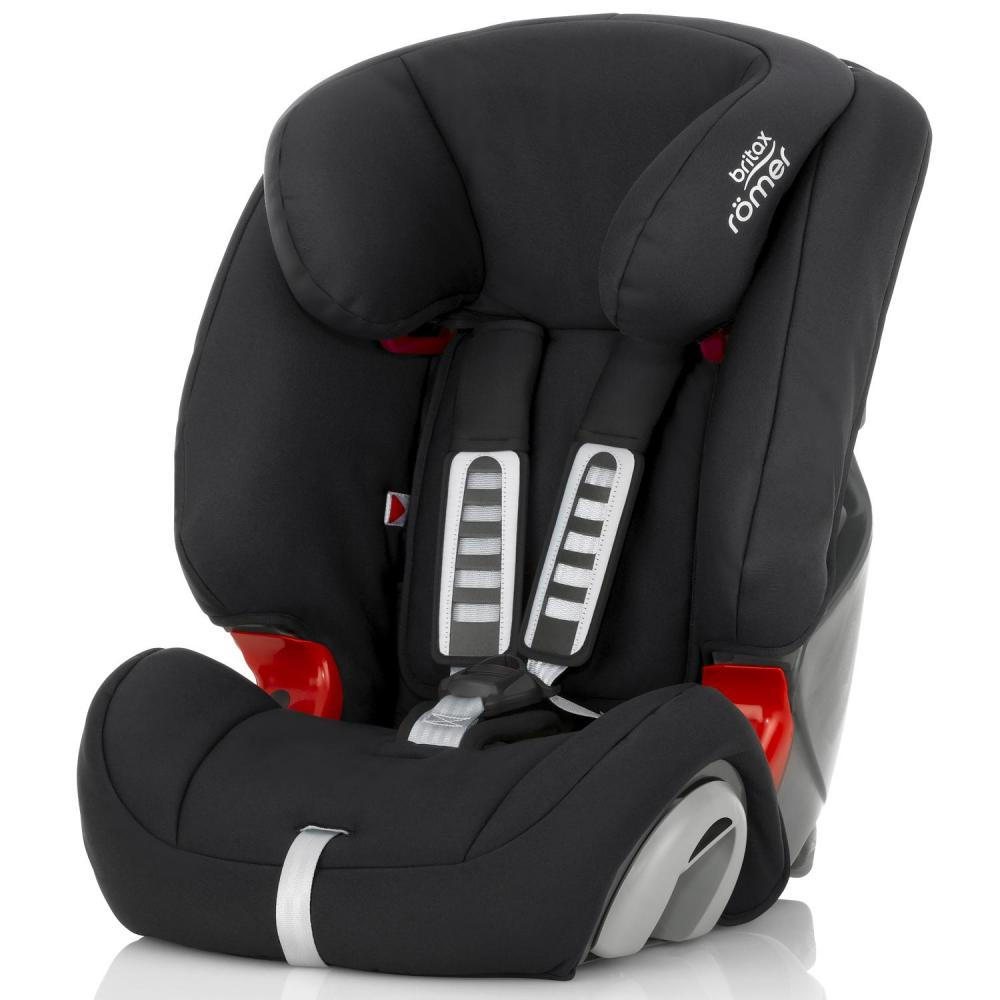 Britax Roemer автокресло Evolva Cosmos Black (Группа 1/2/3)