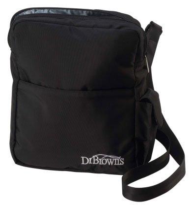 Dr.BROWNS сумка теплоизолирующая, черная, арт.903