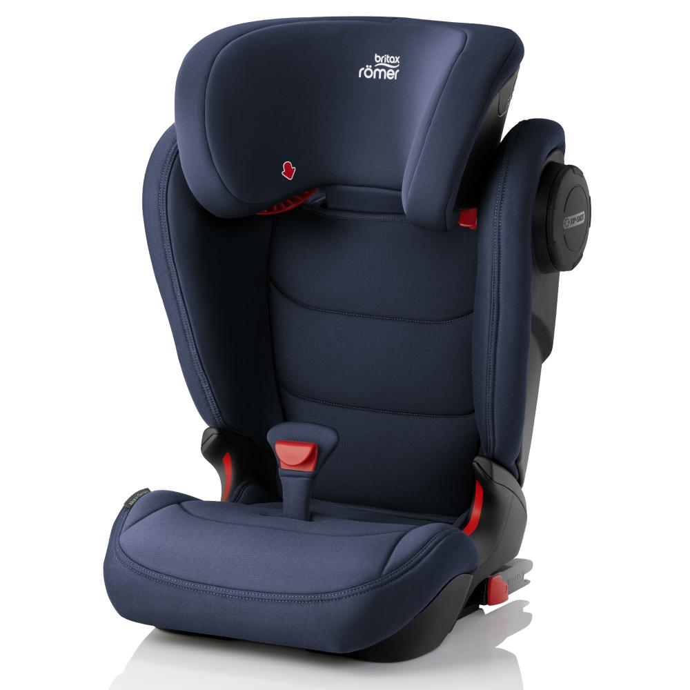 Britax Roemer автокресло KIDFIX III M Moonlight Blue (Группа 2-3, от 15 до 36 кг)