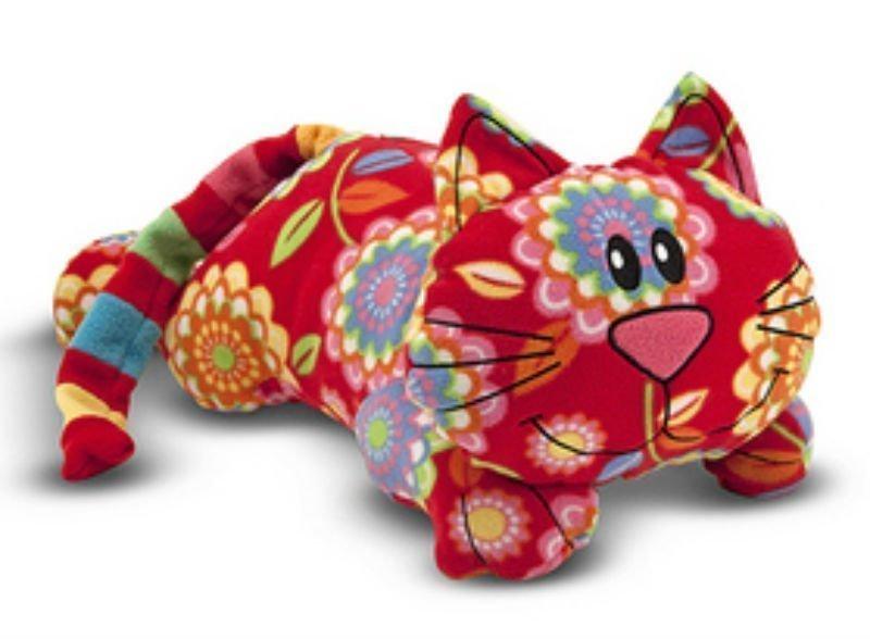 Мягкие игрушки Melissa & Doug игрушка арт 1805 36 мягкая игрушка котенок трехшерстный м