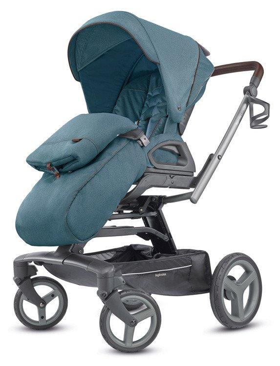 Купить Прогулочные коляски, INGLESINA Прогулочная коляска QUAD цв. Ascott Green