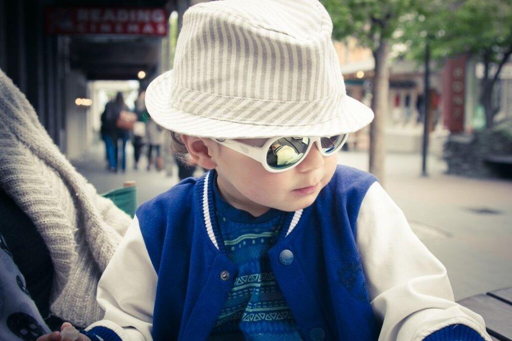 BABIATORS очки солнцезащитные Polarized (3-7+) Шалун белые
