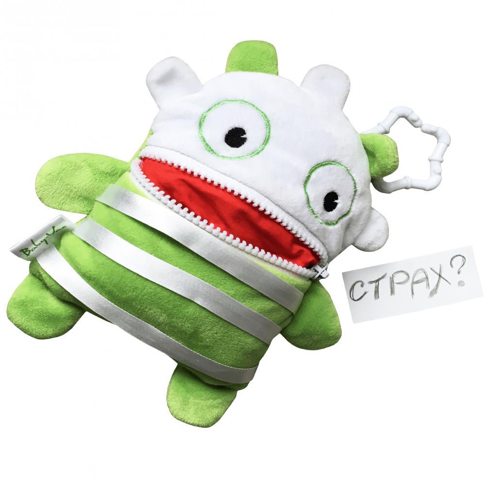 BABY-VAC Игрушка Baby-Vaшка поедатель страхов
