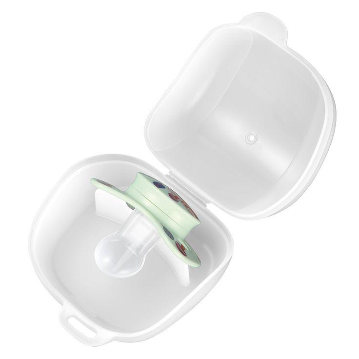 NIP футляр для хранения и микроволновой стерилизации пустышки
