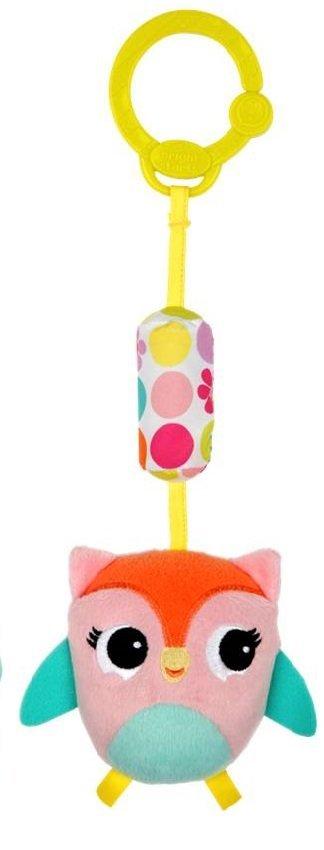 """Подвески и дуги на коляску BRIGHT STARTS BRIGHT STARTS развивающая игрушка """"Звонкий дружок"""" игрушка развивающая игрушка bright starts море удовольствия слоненок"""