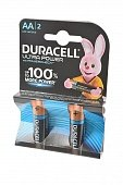 Duracell элемент питания Ultra Power LR6 BL2 (AA)