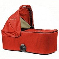 BUMBLERIDE Люлька Carrycot Red Sand для Indie