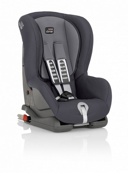 Britax Roemer автокресло Duo Plus Storm Grey Trendline