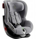 Britax Roemer Автокресло King II LS Black Series Cool Flow - Silver Special Highline (гр. 1)