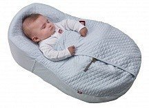 RED CASTLE одеяло для Cocoonababy® COCOONACOVER OUAT FDC BLEU POUDER