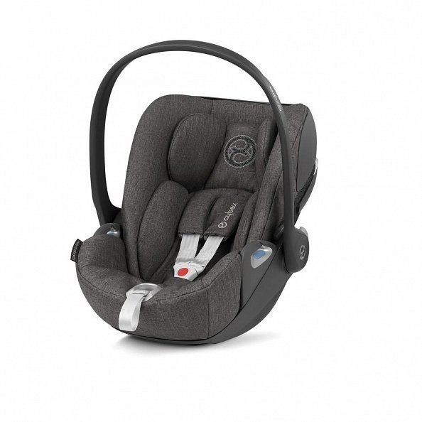 Cybex Автокресло детское  Cloud Z i-size Plus Manhattan Grey  гр. 0+