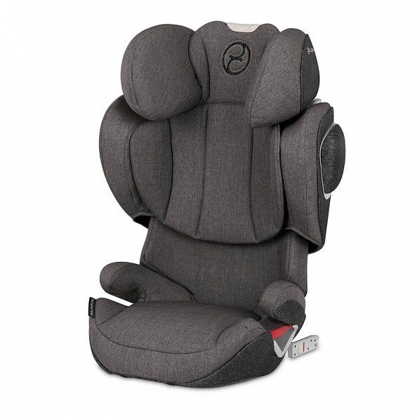 Cybex Автокресло Solution Z-fix Plus Manhattan Grey гр. 2/3