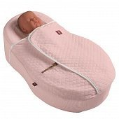 Red Castle одеяло для CocoonaBaby® Tog2 Quilted Pink Pouder